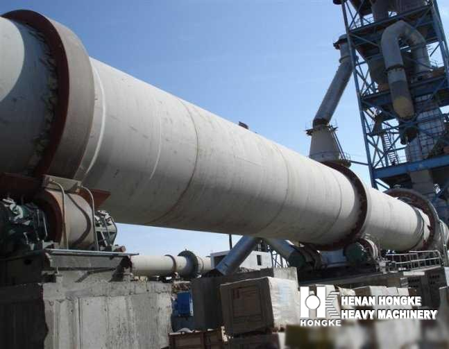 Purchase of Φ 4.2 × 60m Rotary Kiln for Cement Plant in Hebei Province, China